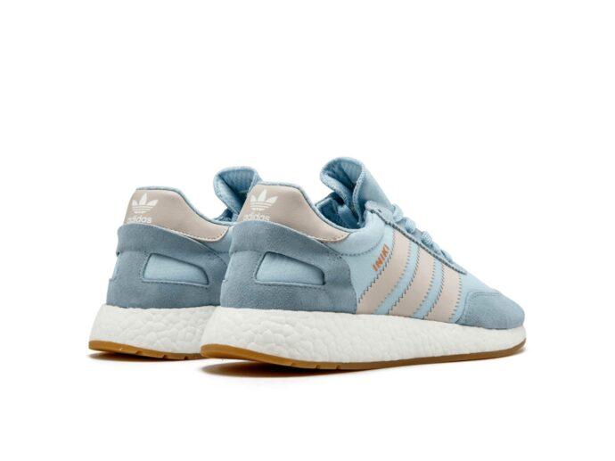 adidas iniki runner blue grey bb2099 купить
