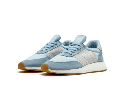 adidas iniki runner blue grey bb2099 купить