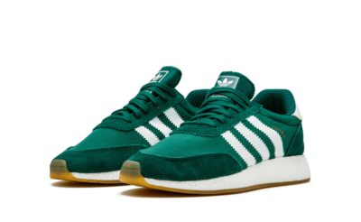 adidas iniki runner green BY9726 купить