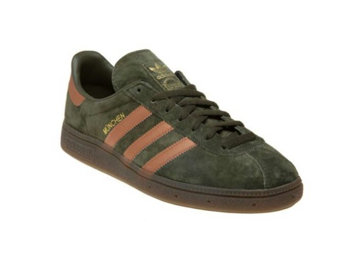 adidas munchen dark green купить