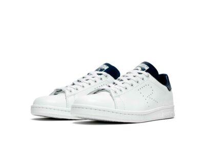 adidas stan smith x raf simons white blue купить