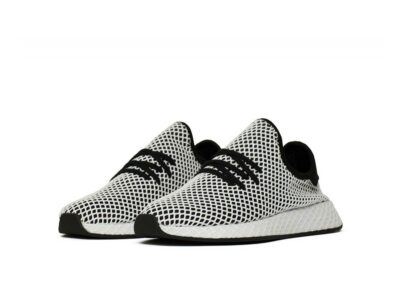 adidas tubular deerupt black white cq2626 купить