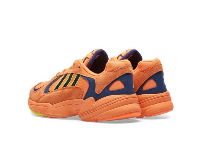 adidas yung 1 orange купить