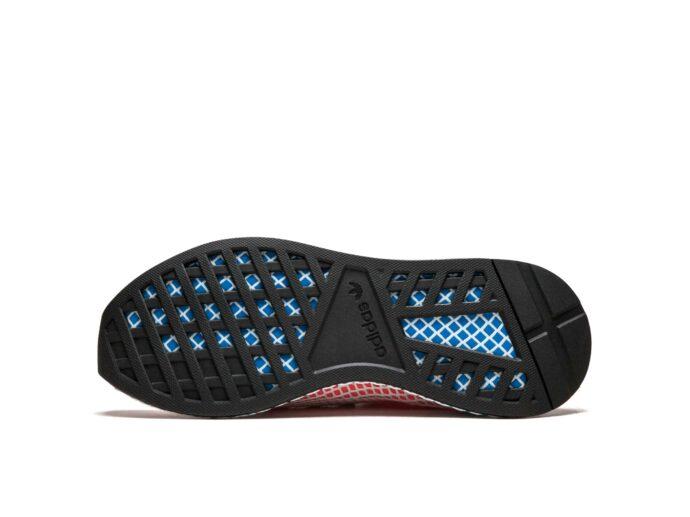 adidas deerupt runner solar red CQ2624 купить