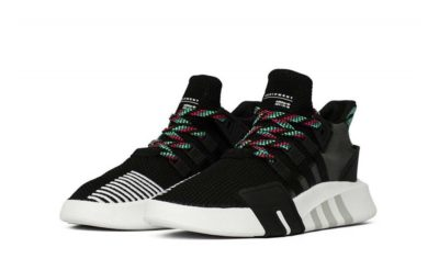 adidas eqt basketball adv black CQ2993 купить