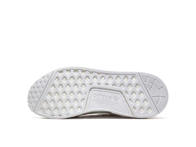 adidas nmd r1 pk all white ba8630 купить