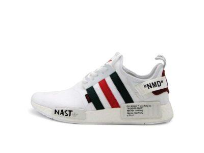 adidas nmd x off white nast купить