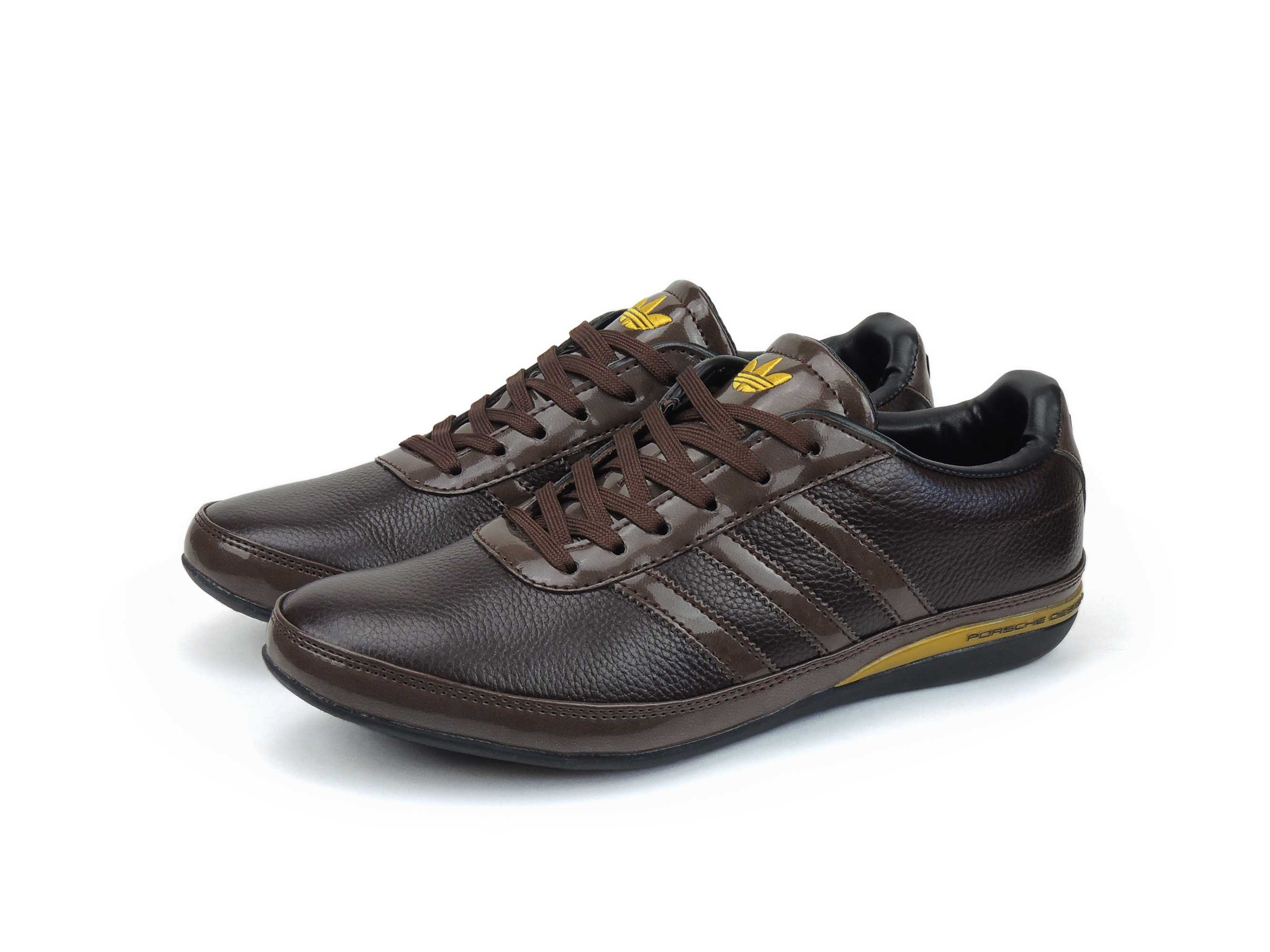 official photos 1cd15 aa73c adidas porsche design S3 brown gold 473955