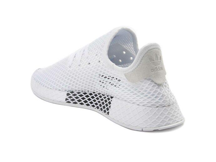 adidas tubular deerupt white cq2625 купить