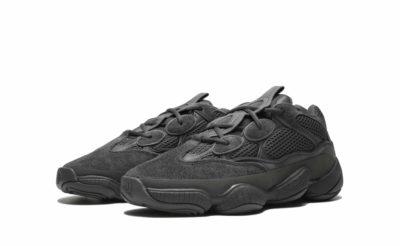 adidas yeezy boost 500 utility black F36640 купить