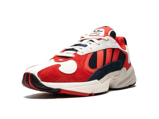 adidas yung 1 red b37615 купить