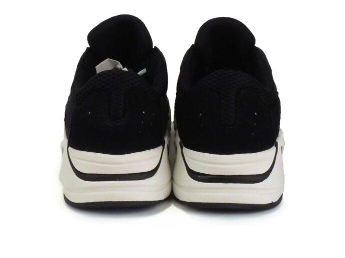 adidas yeezy 700 boost wave runner black white купить