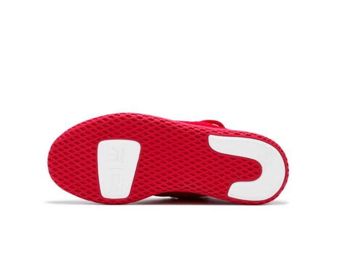 adidas Pharrell Williams tennis HU red BY8720 купить