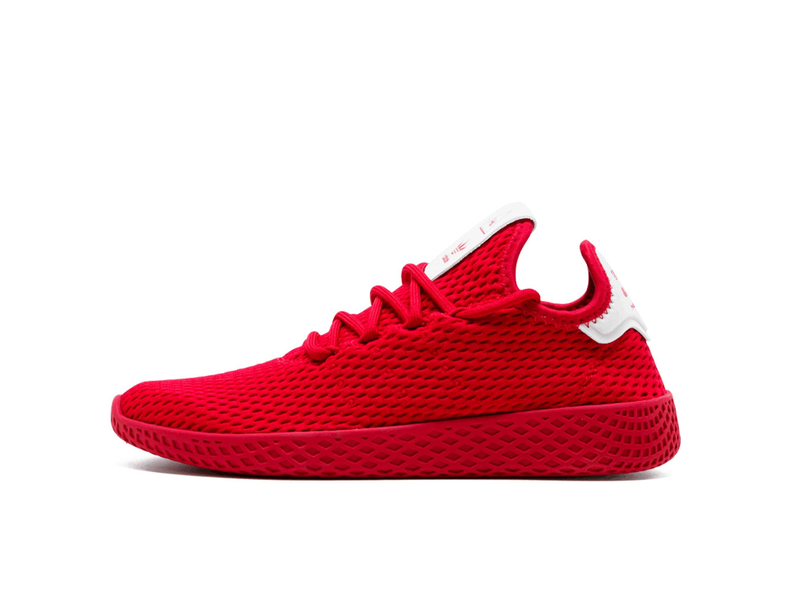 adidas Pharrell Williams tennis HU red