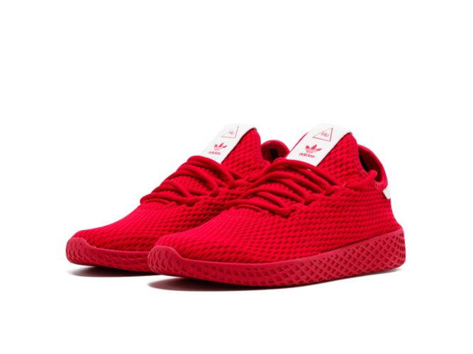 adidas Pharrell Williams tennis HU red BY8720 купить