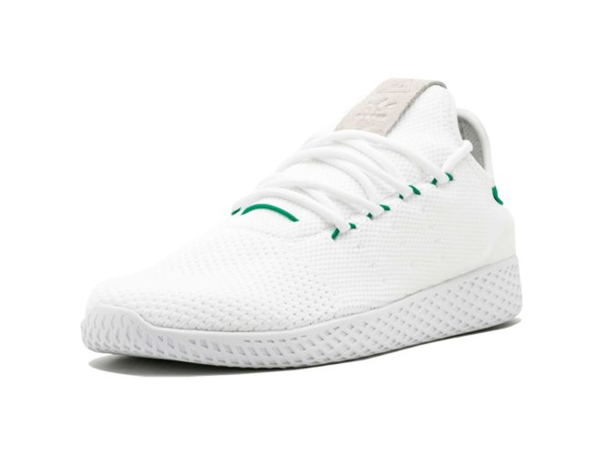 adidas Pharrell Williams tennis HU white BA7828 купить