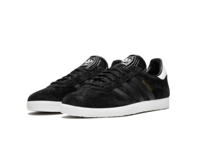 adidas gazelle all black cq2182 купить