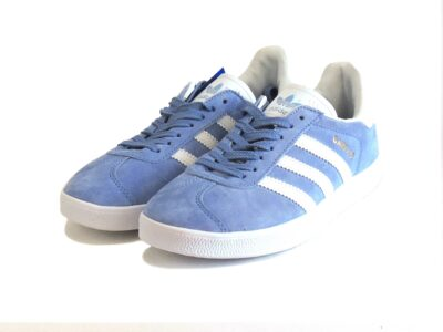 adidas gazelle light blue s708_1 купить