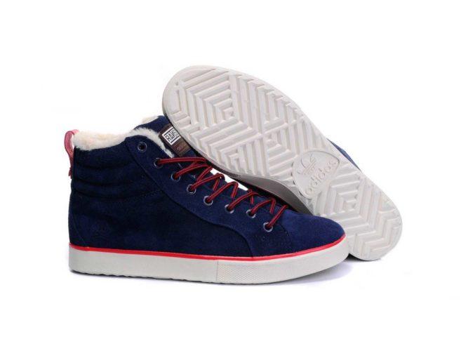 adidas ransom blue winter купить