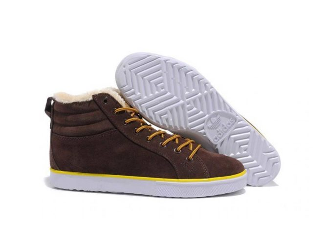 adidas ransom brown winter купить