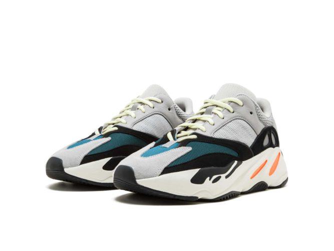 adidas yeezy 700 boost wave runner mgsogr b75571 купить