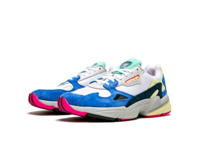 adidas falcon blue white BB9174 купить