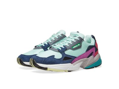 adidas falcon clearmint collegiatenavy bb9175 купить