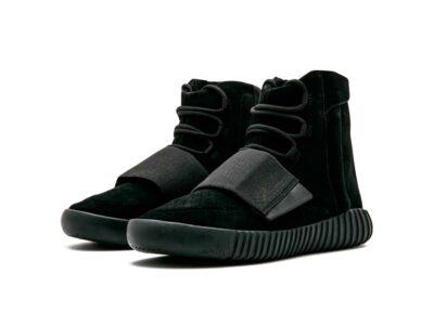 adidas yeezy boost 750 Kanye West black b35309 купить