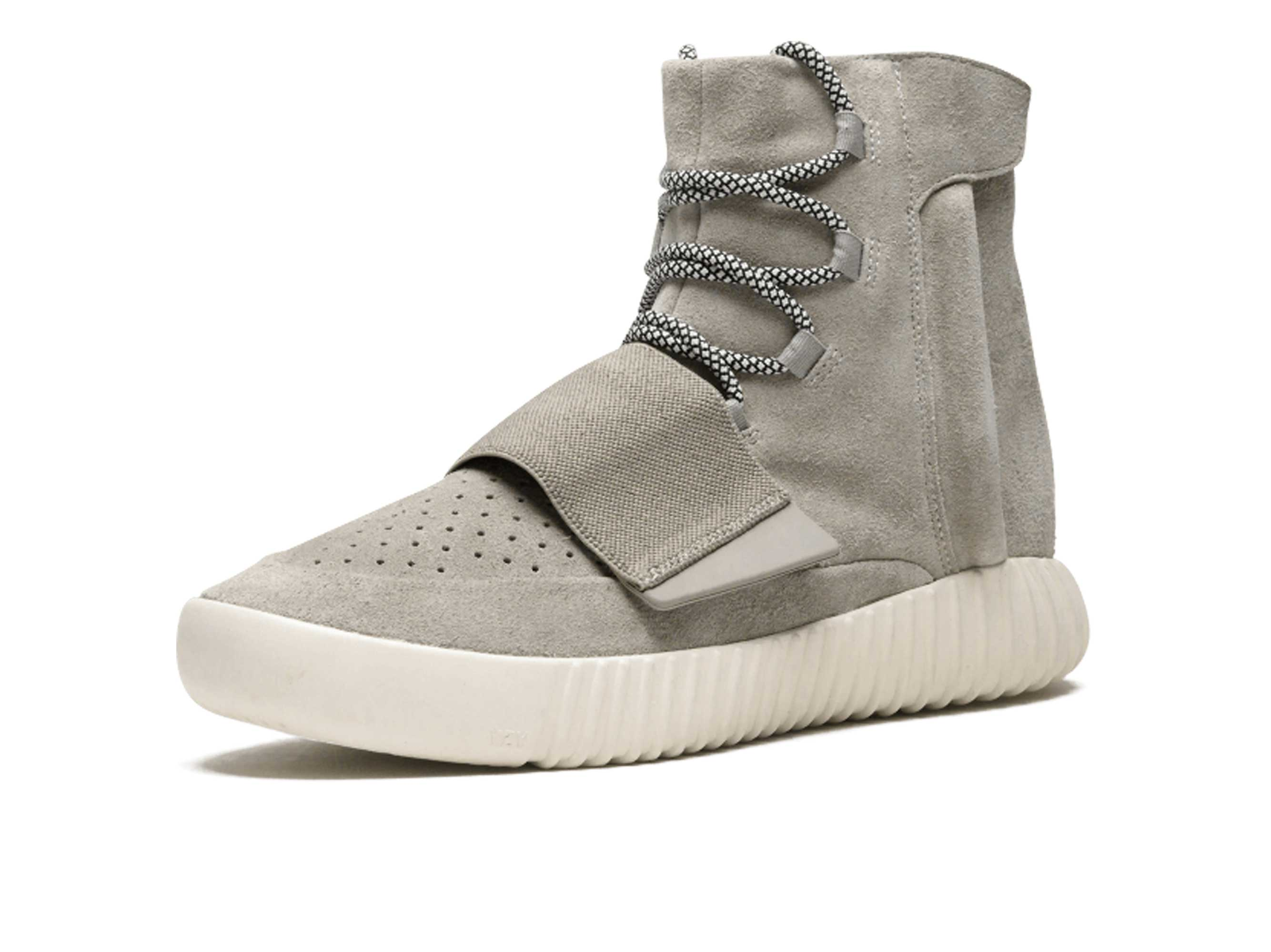 new products a4304 135e2 adidas yeezy boost 750 Kanye West grey