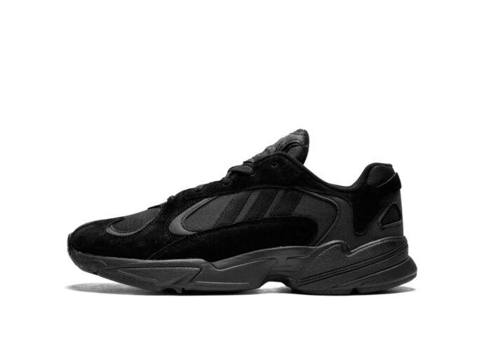 adidas yung-1 all blackG27026 купить
