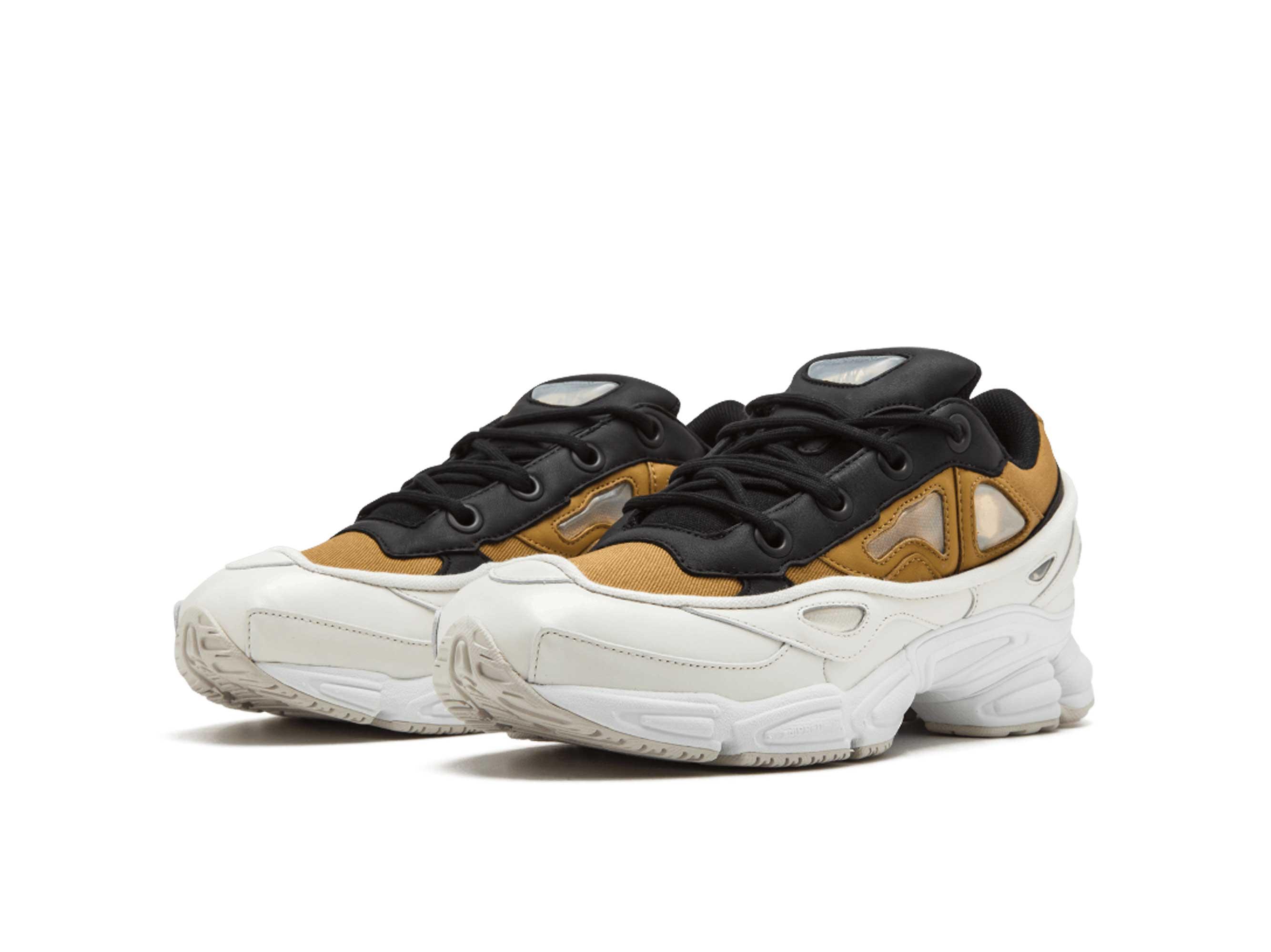 df5348ef8 adidas x Raf Simons ozweego white brown black ⋆ adidas интернет магазин