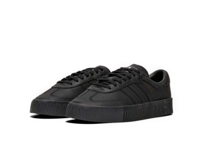 adidas samba all black купить