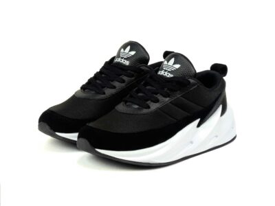 adidas sharks black white купить
