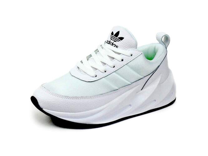 adidas sharks concept boost mint f33865 купить