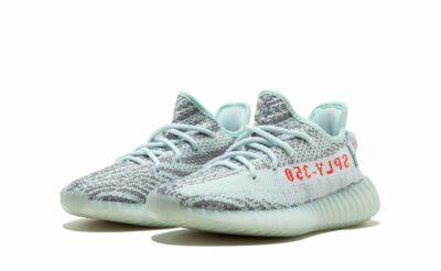 adidas yeezy boost 350 V2 blutin B37571 купить