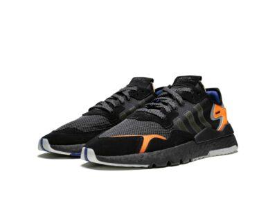 adidas nite jogger black CG7088 купить