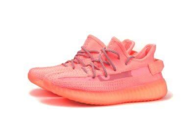 adidas yeezy boost 350 v2 pink rouse ef2622 купить