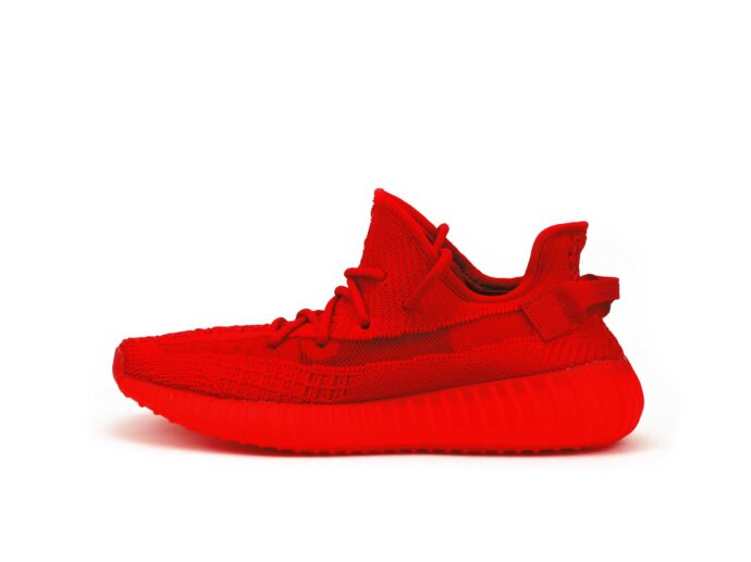 adidas yeezy boost 350 v2 red eg7492 купить