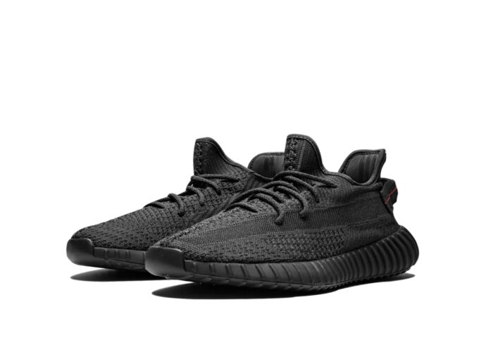 adidas yezzy boost V2 black static fu9006 купить