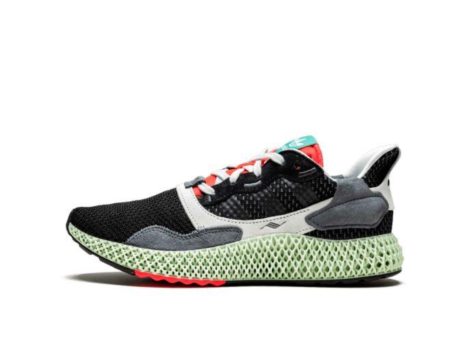 adidas zx 4000 4d black onix BD7931 купить