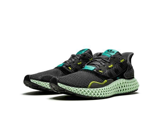 adidas zx 4000 4d carbon BD7865 купить