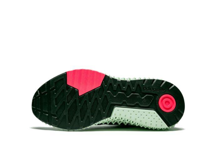 adidas zx-4000 4d grey B42203 купить