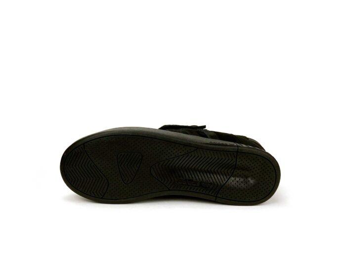 adidas tubular invader strap core black BY3632 купить