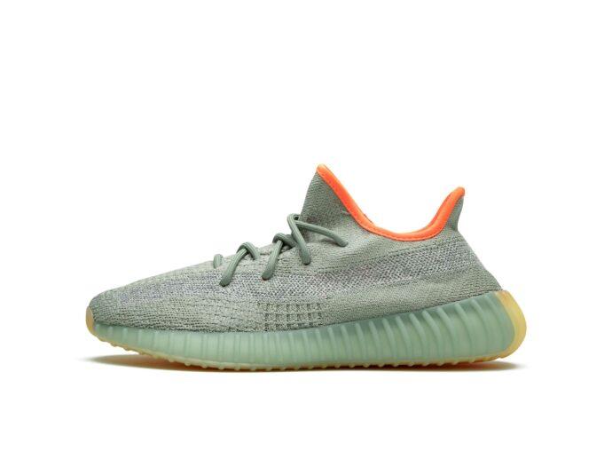 adidas yeezy boost 350 V2 desert sage FX9035 купить