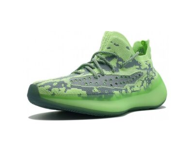 adidas yeezy boost 380 green купить