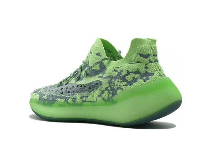 adidas yeezy boost 380 green купить