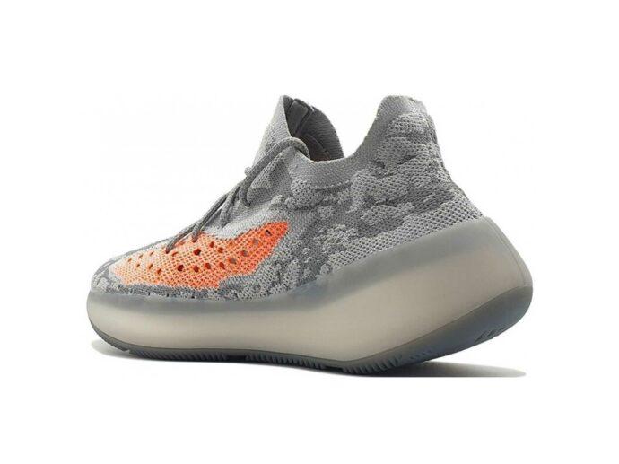 adidas yeezy boost 380 grey купить