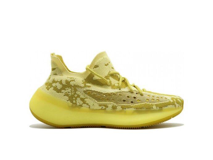 adidas yeezy boost 380 yellow купить