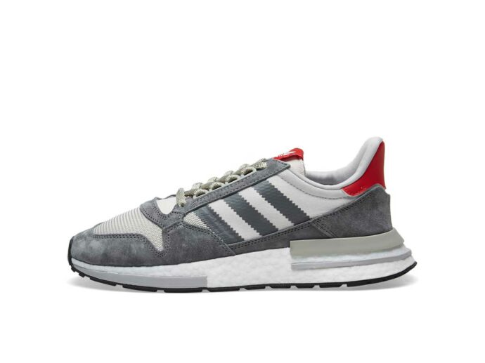 adidas zx 500 grey B42204 купить