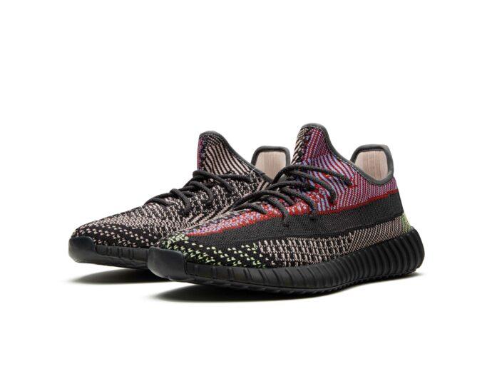 adidas yeezy 350 v2 reflective yecheil FX4145 купить